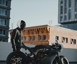 motorcycle, Deus Ex Machina, and zero motorcycles image