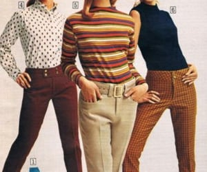 1, 1960's, and 1960's fashion image