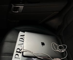 aesthetic, apple, and car image