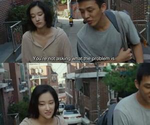 burning, korean, and subtitles image