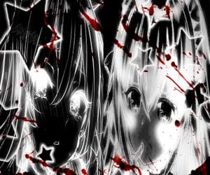 666, blood, and bladee image