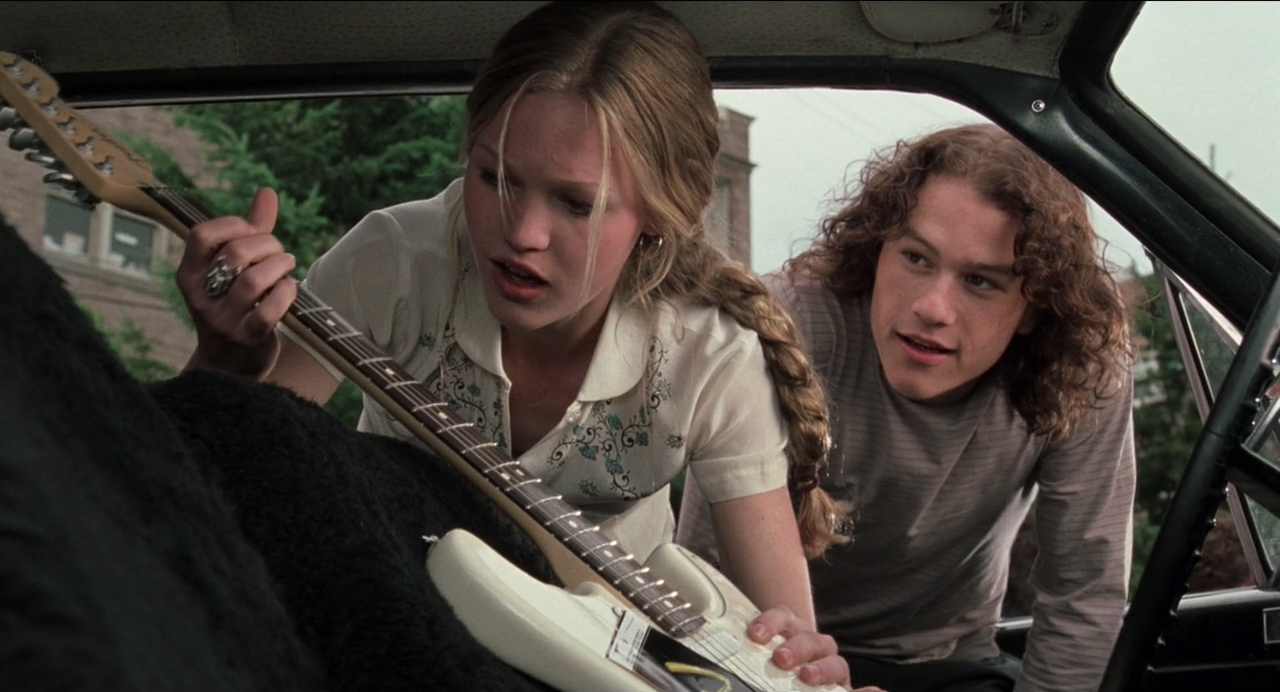 10 things i hate about you, comfort, and films image
