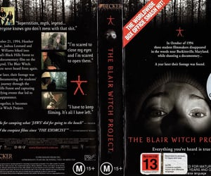 scary movie and the blair witch project image