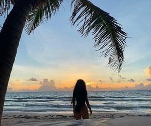 beach, luxury, and tropic image