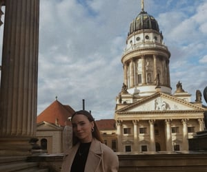 architecture, classicism, and girl image