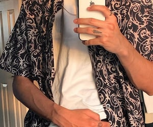 aesthetic, clothes, and hands image