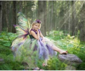 butterfly wings, cosplay, and fae image