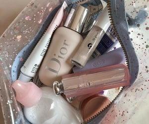 beauty, makeup, and dior image