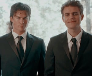 boys, icons, and stefansalvatore image