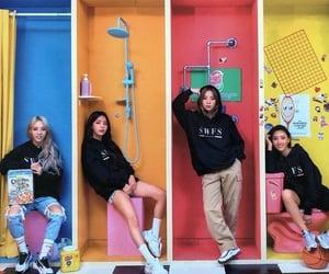 art, mamamoo, and girl group image