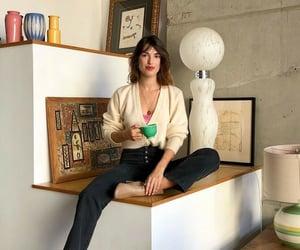 art, fashion, and france image