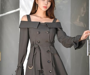 asian fashion, korean fashion, and kstyle image