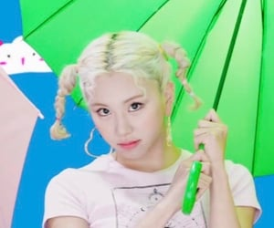 green, twice, and kpop image