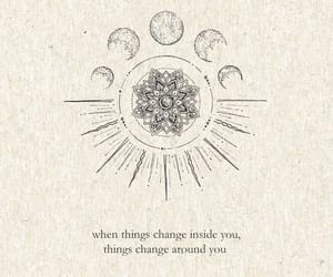 change, ideas, and positivity image