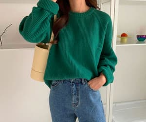 casual, comfort, and fall fashion image