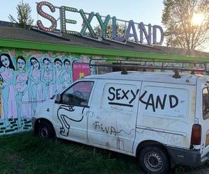 alternative, amsterdam, and art image