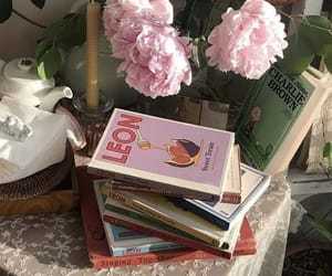 books, aesthetic, and theme image