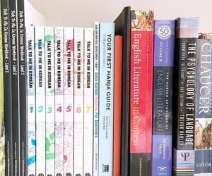 books, motivation, and study image