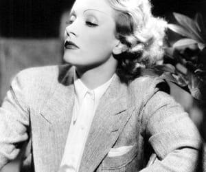 Marlene Dietrich, singer, and capricorn sun image