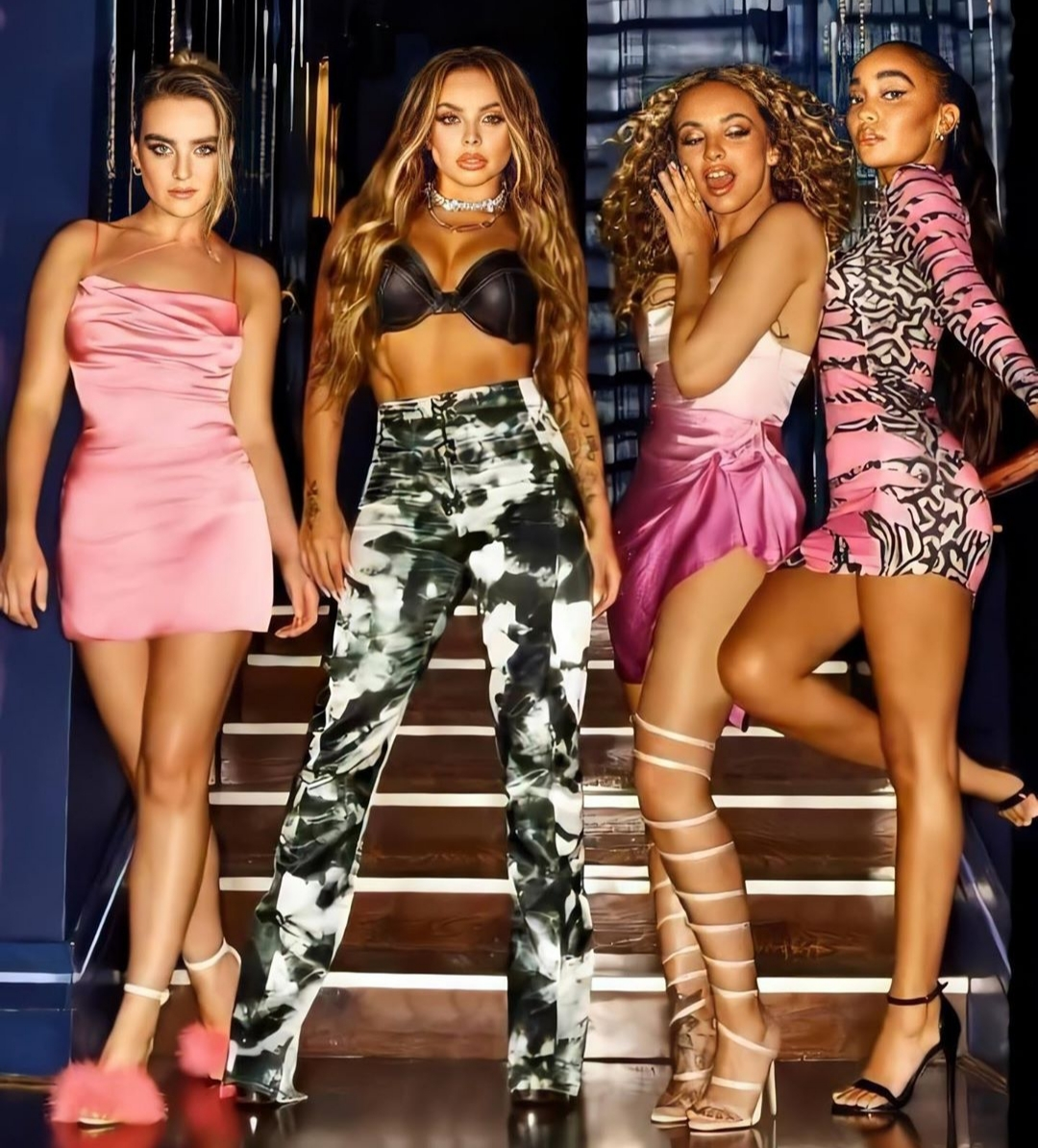 little mix and singer image