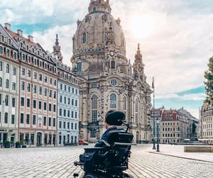 catholicism, germany, and wheelchair image