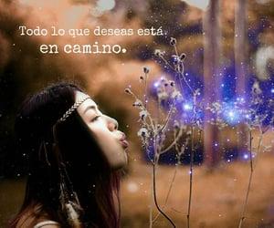 deseo, paciencia, and vida image