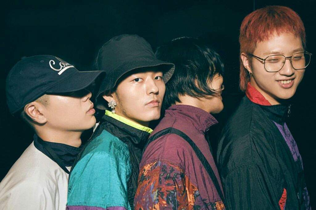 article, lee in woo, and band image