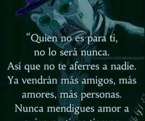 amigos, desamor, and frases image