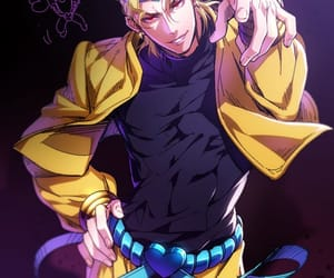 dio, jjba, and stardust crusaders image