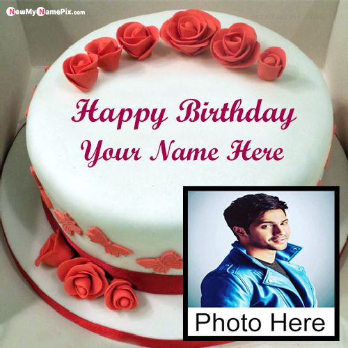 127 Images About Write Name On Birthday Cake Picture Edit On We Heart It