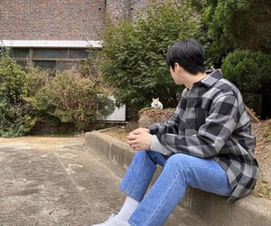 asian, boy, and fashion image