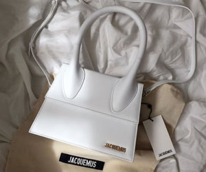 fashion, bag, and white image
