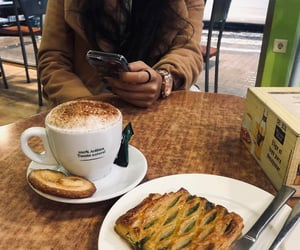 cafe, fashion, and trend image