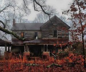 autumn, creepy, and Fairies image