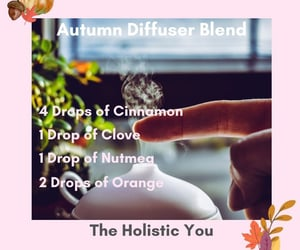 autumn, healthy, and diffuser image