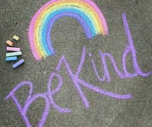 aesthetic, art, and rainbow image