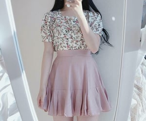 fancy, fashion, and pink image