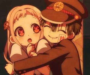 anime, yashiro, and hanako image