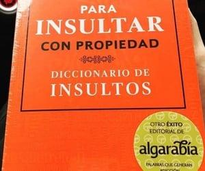 sarcasmo, libro, and algarabia image