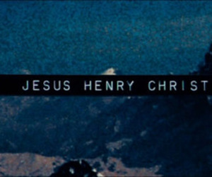film and jesus henry christ image