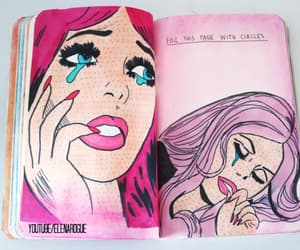 disney, wreck this journal, and kerri smith image