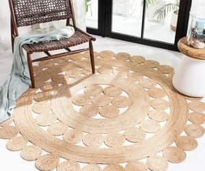 etsy, living room rug, and handwoven rug image