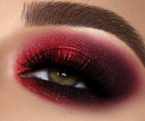 beauty, burgundy, and close up image