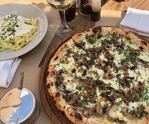 italian, mushroom, and restaurant image