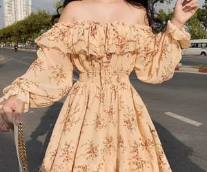 gilrs, moda, and vestidos image