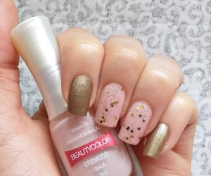 bale, nail art, and nails image