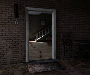6, abandoned, and apartment image