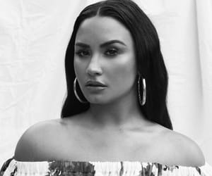 black and white, demi, and disney image