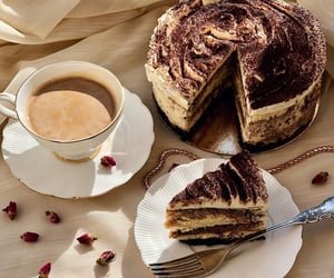 coffee, cake, and dessert image