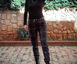 alternative, fall fashion, and halloween fashion image